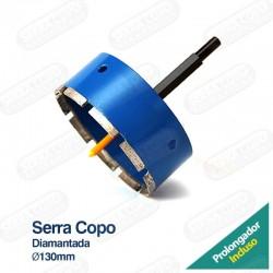 Serra Copo Diamantada 130mm...