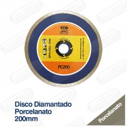 "Disco Diamantado 8"" - 200mm..."