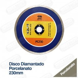 "Disco Diamantado 9"" - 230mm..."
