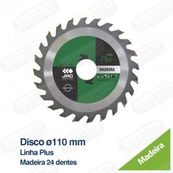 Disco 110mm - Madeira -...