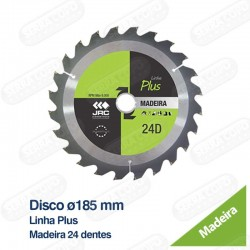 "Disco 185mm - 7.1/4"" -..."